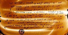 Surat-surat Peninggalan Nabi Muhammad, Saksi Rasulullah Mengajak Pimpinan Dunia Masuk Islam