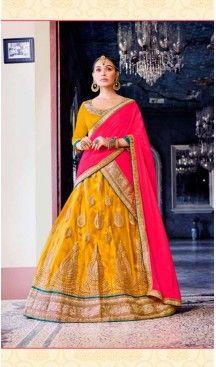 Embroidery Traditional Wear Lehenga Choli in Net and Yellow Color | FH531780373 >>>>>> Follow Us @heenastyle <<<<<<< --------------------------------------------------------- #styleinspiration #onlineboutique #boutiquefashion #boutiquestyle #boutiqueclothing #fashionphotography #lookbook #design #fashiontrends #fashiondesign #fashionmodel #fashionwa #potd #summer #springwedding #tuxedo #purplesuit #purple #maroonwedding  #lehengacholi #lehenga #indiancloth #heenastyle