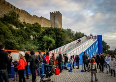 My Travel Stories Portugal, Street View, Park, Travel, Xmas, Places, Viajes, Parks, Destinations