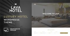 Lava - Luxury Hotel WordPress Theme by Theme-Spirit Lava is a high quality WordPress theme for hotel, hostel, resort, vacation room/apartment rental services. Theme is fully integrat
