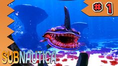 Subnautica Let's Play Ep 1: Waiting for it to blow up - MyDiamondSkeleton!
