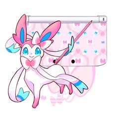 Poke-Challenge: 6 Sylveon (the newest region whatever-its-name-is)
