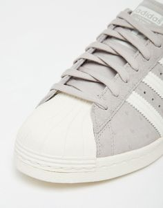 109,99€ Imagen 3 de Zapatillas de deporte Clear Granite Superstar estilo años 80 de adidas Orginals