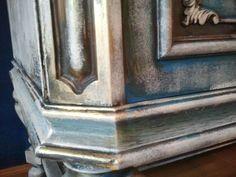 malowane meble