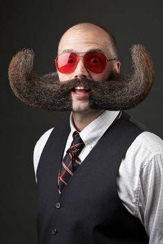 Le championnat de Barbe et Moustache 2014