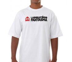 Camisa com arte inicial - primeira logo
