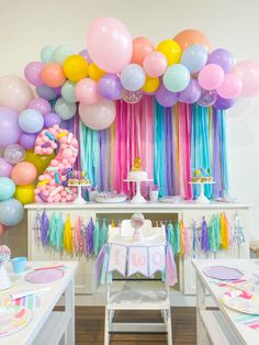 Two Sweet Sprinkle Second Birthday Party - Sierra Miller 2nd Birthday Party For Girl, Girl Birthday Decorations, Second Birthday Photos, Birthday Ideas, Sprinkle Party, Butterfly Birthday, First Birthdays, Sweet, Preschool Projects