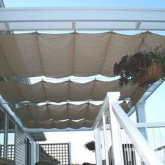 Light weight. Decks Covered Design, Pictures, Remodel, Decor and Ideas - page 15