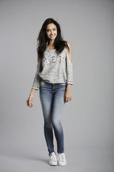 #metjeans #metloves #denimjeans #denim #jeans #girl #model #woman #apparel #style #fashion #spring #summer #collection #2016