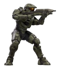 Halo 5 Guardians Render - The Master Chief