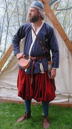 Viking Crossover Coat - Historiska Varldar