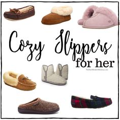 Cozy Slippers for He