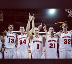 Seniors you will be missed #badgers