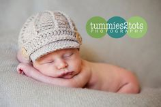 Who doesn't love a woman in a hat? Babies in Hats on Etsy