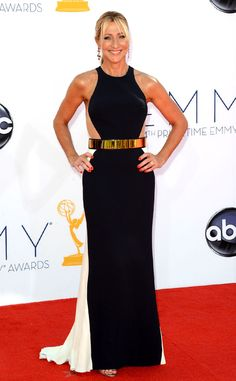 Edie Falco from 2015 Emmy Nominees' Best Looks | E! Online
