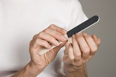 The Long and Short of Aging Nails: Growth Rate