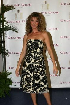 Celine Dion : March 20, 2004, Celine Dion Parfums one-year anniversary