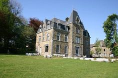 Stay In A Castle, Jacuzzi, Belgium, Europe, Cottage, Mansions, Park, House Styles, Holiday