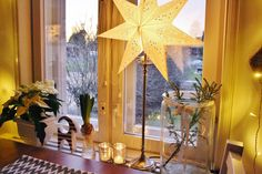 Livets fina stunder Curtains, Christmas, Home Decor, Xmas, Blinds, Decoration Home, Room Decor, Weihnachten, Yule