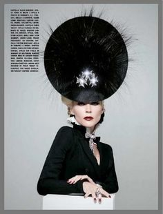 The Philip Treacy's Touch