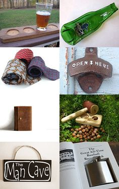Some great gifts for guys for the holidays!  --Pinned with TreasuryPin.com