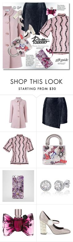 """""""Paletto-shop"""" by svijetlana ❤ liked on Polyvore featuring RED Valentino, Karl Lagerfeld, Christopher Kane, Christian Dior, Viktor & Rolf, Nicholas Kirkwood, polyvoreeditorial, lastminutegifts and palettoshop"""