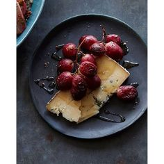 From this past weekend's workshop: cheese and roasted grapes! Excited for this weekend's next…