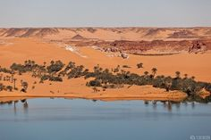 Exciting Lakes Of Ounianga In Sahara Desert – African World Heritage Sites-2  - Explore the World with Travel Nerd Nici, one Country at a Time. http://travelnerdnici.com/
