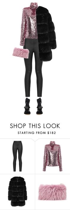 """""""Sans titre #277"""" by fashianlover ❤ liked on Polyvore featuring Armani Jeans, MSGM, Givenchy, Mr & Mrs Italy and Giuseppe Zanotti"""