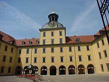 Zeitz – Schloss Moritzburg