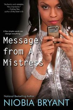 Message from a Mistress...Pretty good read...have to see what happens in the next