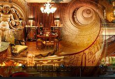 Interior designs.