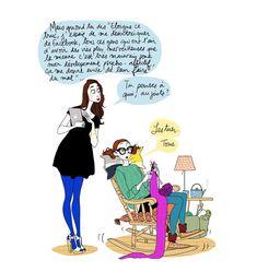 illustration margaux motin connasse 1.jpg - Margaux MOTIN | Virginie