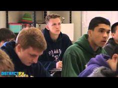 Hard Nosed Teacher Has a Surprising Secret - YouTube