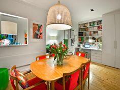 Jane Hall's Dining Room