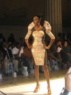 I've been blogging and tweeting a lot about Africa Fashion Week New York, and let me tell you the designers did not disappoint! I was only able to attend the second day, but the plethora of designers gave a great taste of modern African fashion.