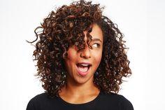 Curly-hair hacks.