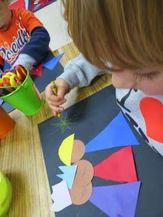 3 Wise Men craft for preschool