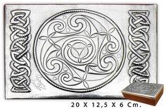ArteyMetal: Caja Celta  B01 CIRCLE 06F