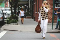 The Most Authentically Inspiring Street Style From New York #refinery29  http://www.refinery29.com/2015/09/93788/ny-fashion-week-spring-2016-street-style-pictures#slide-81  Intricate layering....