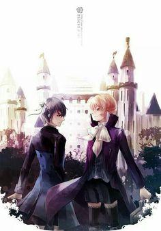 Ciel & Alois