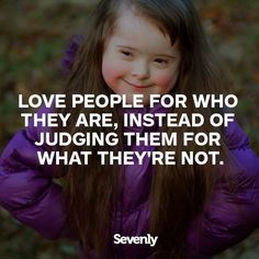 Jewish Special Needs Education: Removing the Stumbling Block: #BlogElul 23 - Love: Love People for Who They Are