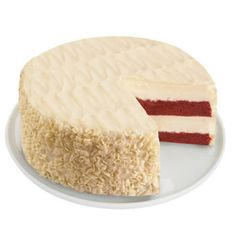 Red Velvet Cheesecake from Cheeescake Factory