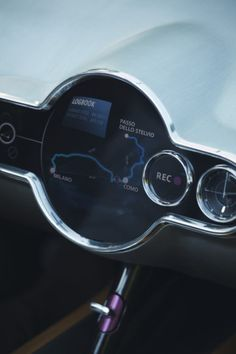 BMW Mini Dashboard