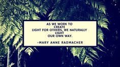 As we work to create light for others, we naturally light our own way. #LightingDoctor #Quotes #Saying #InstallLighting www.lightingdoctor.ca