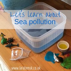 LarabeeUK: |LETS LEARN ABOUT|sea pollution