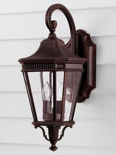 Cotswold Lane Med. Ext. Wall Light