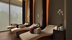 Auriga Spa Relaxation Room