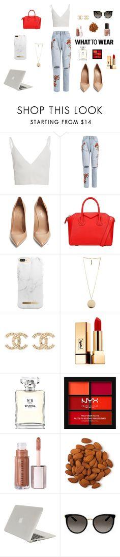 """still on my mind"" by alex-hdez on Polyvore featuring moda, Zeynep Arçay, Yves Saint Laurent, Givenchy, Chanel, NYX, Tucano, Gucci y Bobbi Brown Cosmetics"