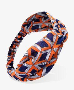 Geo Print Headwrap | FOREVER21 - 1048894560